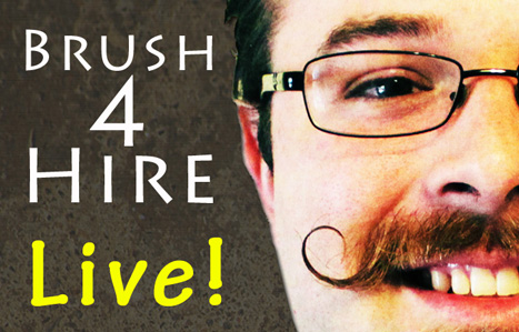 Brush 4 Hire Live